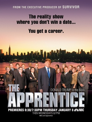 """The Apprentice"" - Movie Poster (thumbnail)"