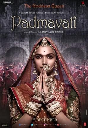 Padmavati - Indian Movie Poster (thumbnail)