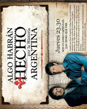 """Algo habrán hecho"" - Argentinian Movie Cover (thumbnail)"