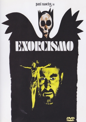 Exorcismo - DVD cover (thumbnail)