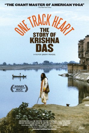 One Track Heart: The Story of Krishna Das - Movie Poster (thumbnail)