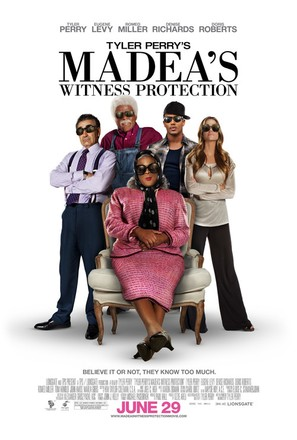 Madea's Witness Protection - Movie Poster (thumbnail)