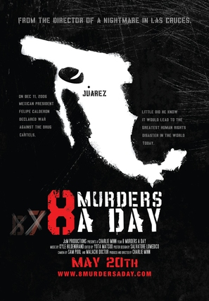 8 Murders a Day - Movie Poster (thumbnail)