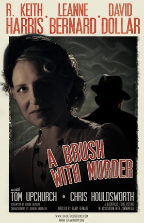 A Brush with Murder - Movie Poster (thumbnail)