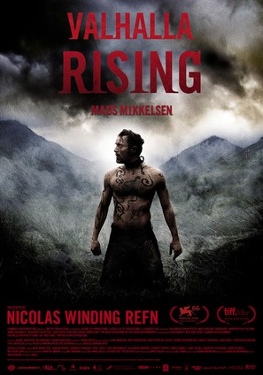 Valhalla Rising - Danish Movie Poster (thumbnail)