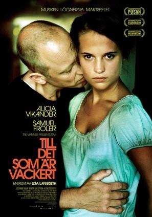 Till det som är vackert - Swedish Movie Poster (thumbnail)