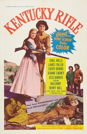 Kentucky Rifle - Movie Poster (thumbnail)