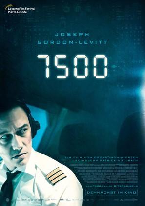 7500 - German Movie Poster (thumbnail)