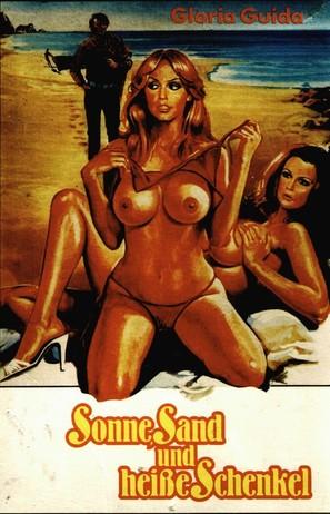 Peccati di gioventù - German Movie Poster (thumbnail)
