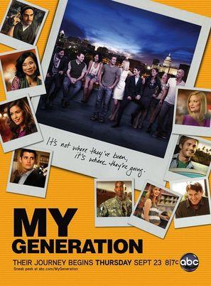 """My Generation"" - Movie Poster (thumbnail)"