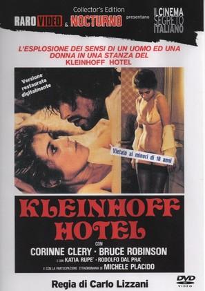 Kleinhoff Hotel - Italian DVD movie cover (thumbnail)