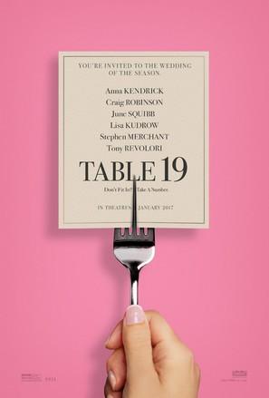 Table 19 - Movie Poster (thumbnail)