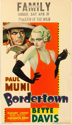 Bordertown - Movie Poster (thumbnail)