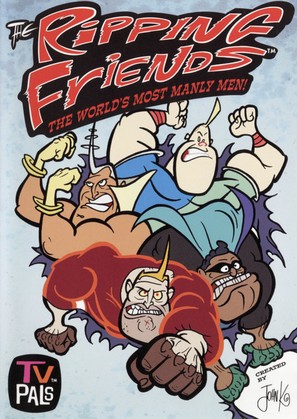 """""""The Ripping Friends"""" - poster (thumbnail)"""