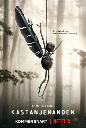 """The Chestnut Man"" - Danish Movie Poster (thumbnail)"
