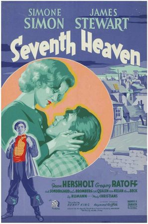 Seventh Heaven - Movie Poster (thumbnail)