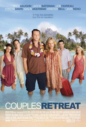 Couples Retreat - Movie Poster (thumbnail)