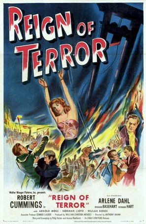 Reign of Terror - Movie Poster (thumbnail)