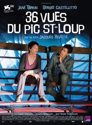 36 vues du Pic Saint-Loup - French Movie Poster (thumbnail)