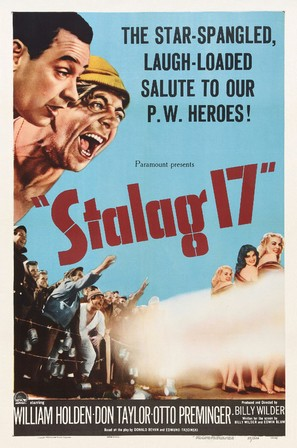 Stalag 17 - Theatrical poster (thumbnail)