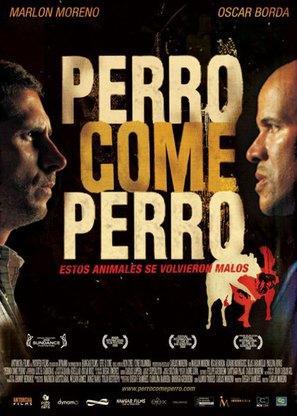 Perro come perro - Colombian Movie Poster (thumbnail)