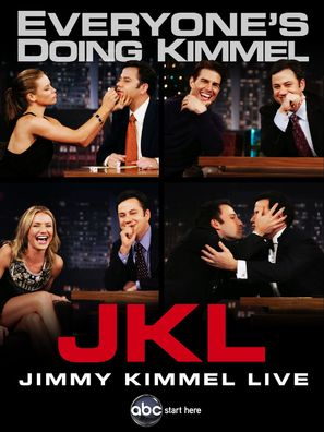 """Jimmy Kimmel Live!"" - Movie Poster (thumbnail)"