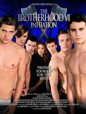The Brotherhood VI: Initiation - Movie Poster (thumbnail)