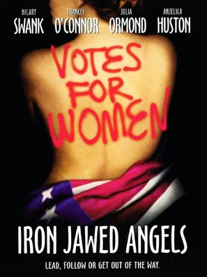Iron Jawed Angels - DVD movie cover (thumbnail)