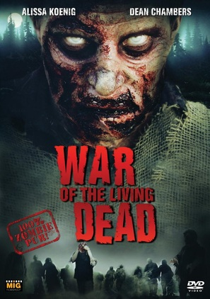 Zombie Wars - Movie Poster (thumbnail)