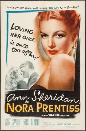 Nora Prentiss - Movie Poster (thumbnail)