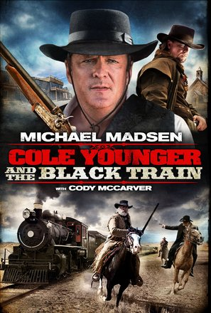 Cole Younger & The Black Train - DVD cover (thumbnail)