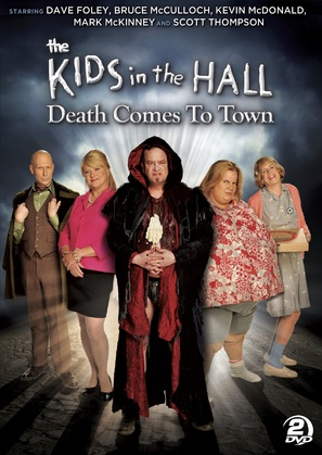 """Kids in the Hall: Death Comes to Town"""
