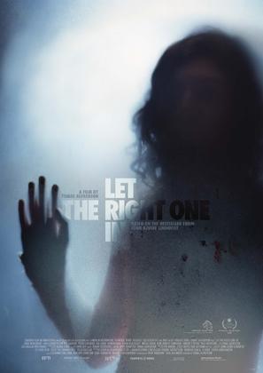 Låt den rätte komma in - British Movie Poster (thumbnail)