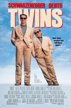 Twins - Movie Poster (thumbnail)