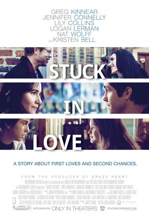 Stuck in Love - Movie Poster (thumbnail)