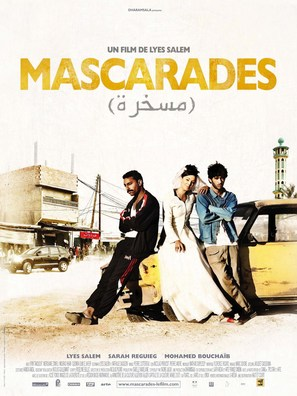 Mascarades - French Movie Poster (thumbnail)