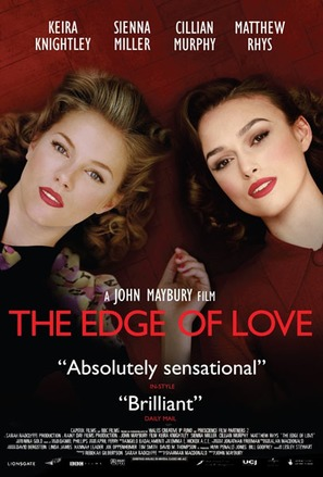 The Edge of Love - British Movie Poster (thumbnail)