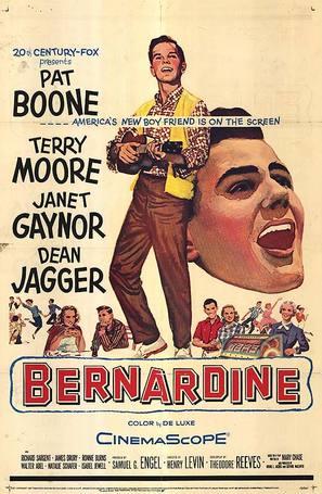 Bernardine - Movie Poster (thumbnail)