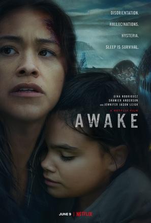 Awake - Movie Poster (thumbnail)