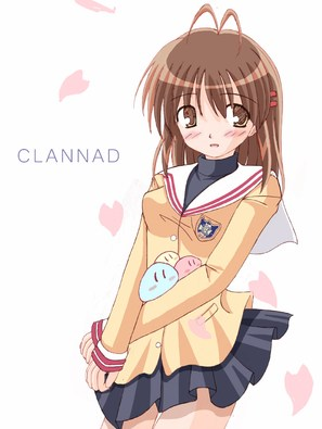 Clannad - Movie Cover (thumbnail)