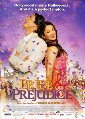 Bride And Prejudice - Canadian Movie Poster (thumbnail)