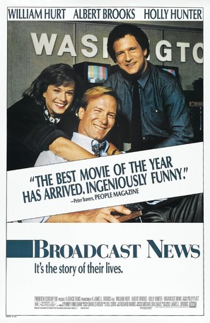 Broadcast News - Movie Poster (thumbnail)