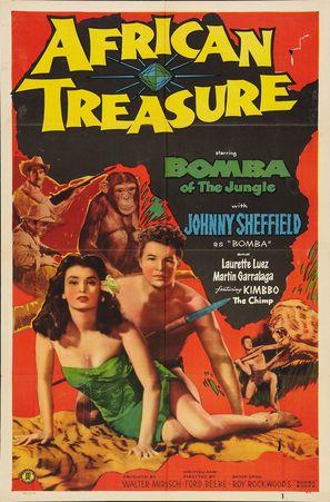 African Treasure - Movie Poster (thumbnail)
