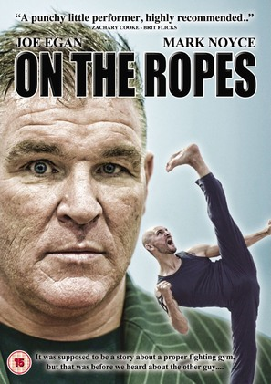 On the Ropes - British Movie Cover (thumbnail)