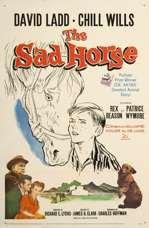 The Sad Horse - Movie Poster (thumbnail)