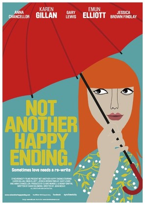 Not Another Happy Ending - British Movie Poster (thumbnail)