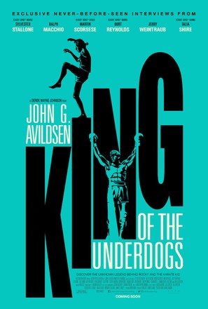John G. Avildsen: King of the Underdogs - Movie Poster (thumbnail)