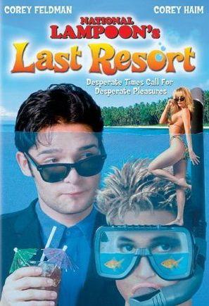 Last Resort - DVD movie cover (thumbnail)