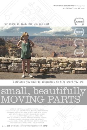 Small, Beautifully Moving Parts - Movie Poster (thumbnail)