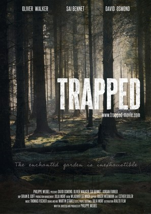 Trapped - Swiss Movie Poster (thumbnail)